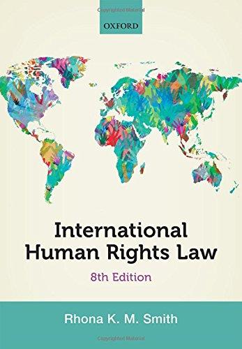International Human Rights Law por Rhona Smith