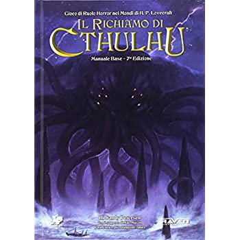 Il Richiamo Di Cthulhu Gioco Di Ruolo Horror Nei Mondi Di H.p. Lovecraft Manuale Base