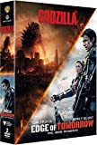 Edge of Tomorrow + Godzilla [DVD + Copie...