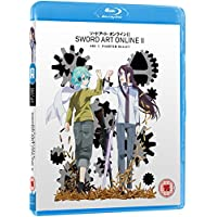 Sword Art Online II - Part 1 Standard BD with Limited Edition Slipcase