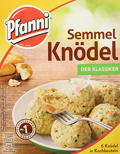 Pfanni Semmelknödel der Klassiker, 6 Stück, 7er Pack