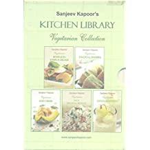 Kitchen Library Vegetarian Collection (Set ff 5 Books in Box)