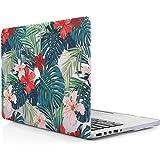 iDOO Funda dura de goma con acabado mate [Para MacBook Pro Retina 13 Pulgadas - sin unidad de CD:...