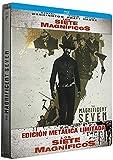 Los Siete Magnificos - Edición Metálica [Blu-ray]