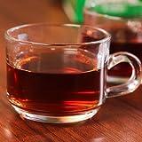#9: My Tea Cup Tea & Coffee Cup Set in (6 pcs set) 140ml Approx, Tea Cup Glass - Pratham Enterprises