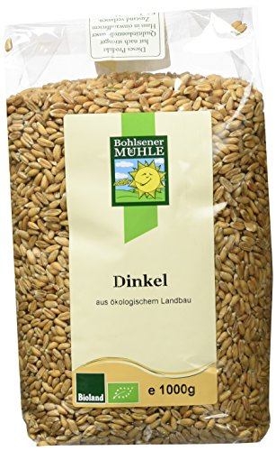 Image of Bohlsener Mühle Dinkel, 5er Pack (5 x 1000 g Packung) - Bio