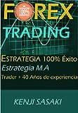 FOREX TRADING ESTRATEGIA 100% ÉXITO GARANTIZADO: Estrategia Fácil M.A, Trader con Más de 40 Años de Experiencia, Sistema de Trading Diario