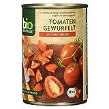 BioZentrale Bio Tomaten gewürfelt, 400 g