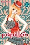 Papillon Edition simple Tome 5