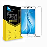 Ascension ® Curve Tempered for VIVO V5S Gorilla Glass Screen Protector High Premium Quality 9H hard 2.5D Ultra Clear Transparent
