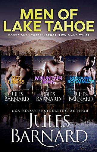 Men of Lake Tahoe Books One - Three: Jaeger, Lewis, and Tyler (English Edition)