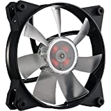 Cooler Master MasterFan Pro 120 Air Flow RGB Ventilateurs de boîtier 'LED RGB, 650 - 1,100 +/-10% RPM, 120mm' MFY-F2DN-11NPC-R1