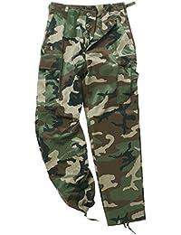 Mil-Tec BDU Ranger Combat Pantalons forestiers