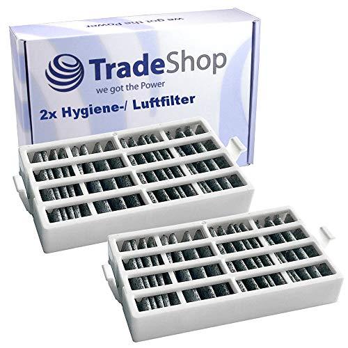2x HEPA-Hygiene-Filter für Whirlpool F090567 WSG5556A+M gebraucht kaufen  Wird an jeden Ort in Deutschland