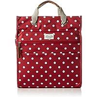 Unbekannt Lilly Polka Gepäckträgertasche Einkaufstasche