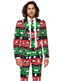 OppoSuits Official STAR WARS Suit – Festive Force Costume Comes With Pants, Jacket and Tie