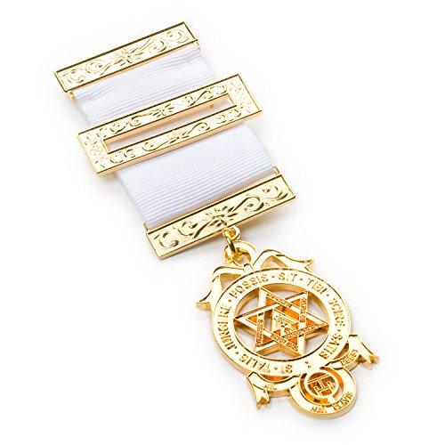 Royal Arch Companions Brust Juwel, Standard -