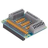 D DOLITY 1 Stück GPIO Erweiterung Erweiterungskarte Motherboard Modul Kit mit Schrauben für Raspberry Pi 3 Pi 2 Pi Modell B +