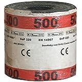 10 Meter Bitumen-Mauersperrbahn R 500 besandet mit 17,5 cm Breite