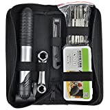 Best Bicycle Tool Kits - TRIXES Bike Tool Kit With Puncture Repair And Review