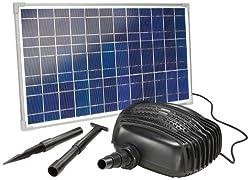 Esotec Garda 101762 Solar Stream Course System