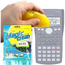 DURAGADGET Potente Gel Limpiador Para Calculadora científica / financiera Casio FX-82ES / Casio FX-83GTPLUS / Helect H1001 / Casio FX-350ES Plus / Casio FC200V