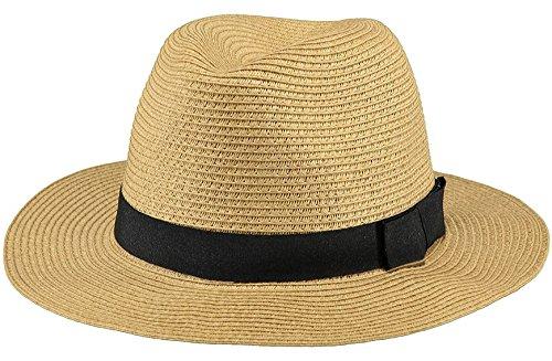 Barts - Aveloz Hat, Cappello unisex, beige con cordoncino nero, S