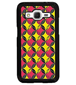PRINTSWAG CIRCLE PATTERN Designer Back Cover Case for SAMSUNG GALAXY CORE PRIME
