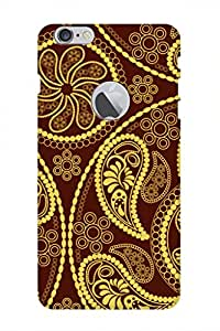 ZAPCASE PRINTED BACK COVER FOR APPLE IPHONE 7 Multicolor