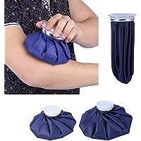 wiederverwendbar Hot Cold Therapie Ice Tasche Pack mit elastischem atmungsaktivem Support Wrap für Verletzungen... preisvergleich bei billige-tabletten.eu