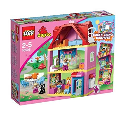 LEGO DUPLO 10505 - En la Ciudad: La Casa de Juegos