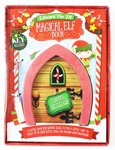 Zauberhafte Elfen-Tür
