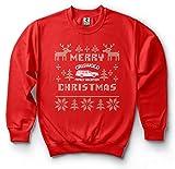 Silk Road Tees Männer Griswold Familien-Ferien-Strickjacke-lustige Film Inspiriert Sweatshirt Weihnachten Sweater Bestes Weihnachts-Film-Sweatshirt XXX-Large Schwarz