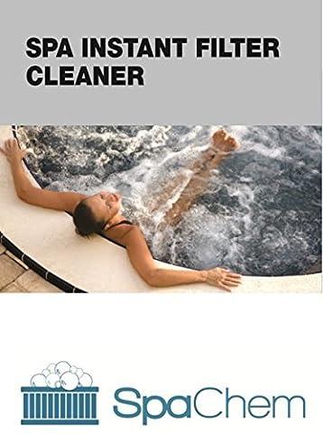 6x 500ml nettoyant Filtre Spa instantané par spachem–Vaporisateur Cartouche Filtres