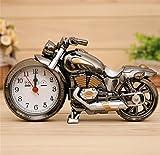 WXFC Motorradwecker Personalwecker Täglicher Wecker Creative Home