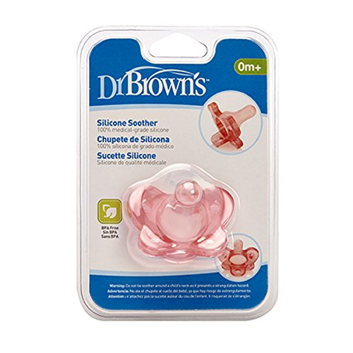 Dr. Brown's PS11003-INTL - Chupete de silicona