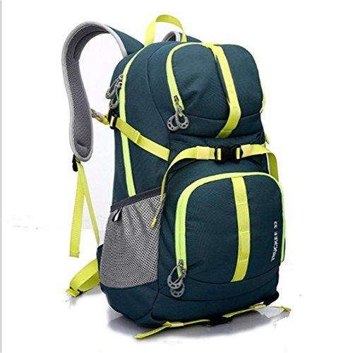 L'alpinismo esterno insacca, borse da viaggio, zaini, oneri traspiranti, impermeabili del doppio, di grande capacità, materiale in poliestere, neutrale / sia uomini che donne 40L , e e