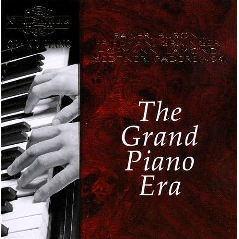 The Grand Piano Era - Nimbus Grand Piano