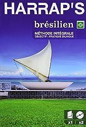Harrap's brésilien : Méthode intégrale (2CD audio)
