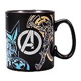 Tazza per cambio calore Marvel Avengers - Team