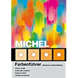 Michel Farbenführer; Michel Colour Guide; Michel Guide des Couleurs