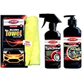 Sheeba Tyre Polish Pack (400 gm)