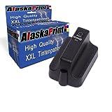Premium Kompatible Tintenpatrone Als Ersatz für Hp 363 XL Schwarz Black BK Druckerpatrone