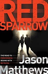 Red Sparrow by Matthews, Jason (2014) Paperback