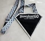 Disneyland 60diamant Celebration broches Cordon et pochette
