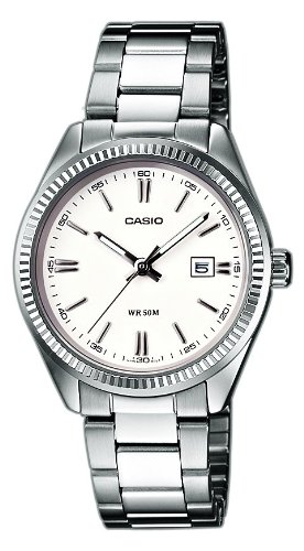 Casio Collection Damen-Armbanduhr Analog Quarz LTP-1302PD-7A1VEF