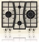 Cheapest Gorenje GW65CLI - Plate (Built-in, Gas, White, Rotary, 9550 W, 230 V) on