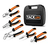 Tacklife 5-teilig Zangen Set