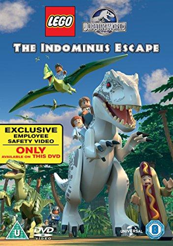 Lego Jurassic World [Reino Unido] [DVD]