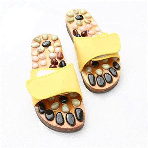 wooden-foot-slippers-acupressure-shoe-massage-natural-stone-jnvshop-reflexology-37-eu-yellow